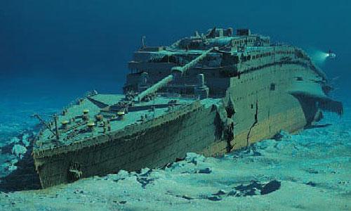 Cameron nos volverá a llevar al Titanic
