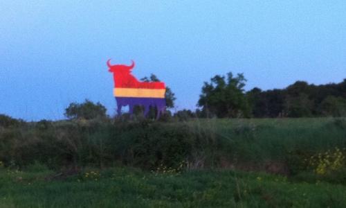 El toro quiere república