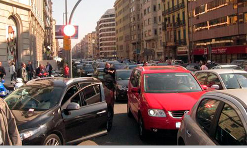 El 80% de la población urbana padece exceso de ruido