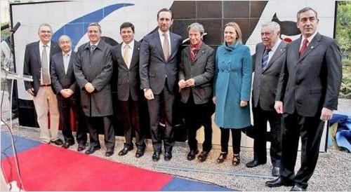 El tren de Sóller ha celebrado su centenario