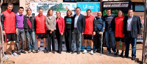 El Mallorca correrá la Ultra Trail Mallorca para ayudar a los más necesitados