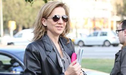 La Infanta Cristina declina entregar los Premios Europeos de Periodismo