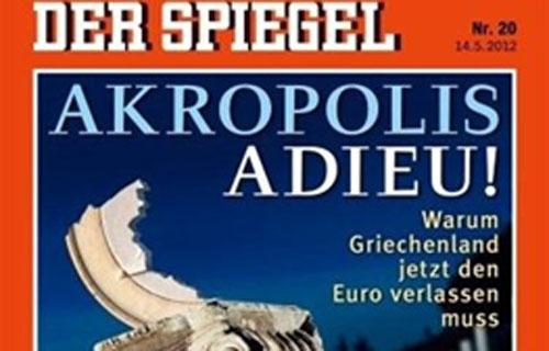 'Der Spiegel' da por hecha la salida de Grecia del euro