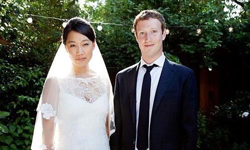 Zuckerberg comunica que se ha casado a través de Facebook