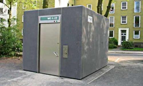 Palma tendrá baños públicos