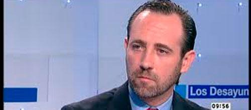 TVE evita los negocios de Bauzá