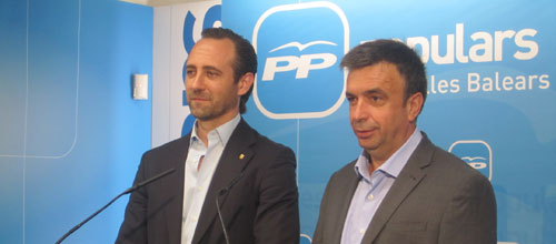 Miquel Vidal será el 'número 2' del PP