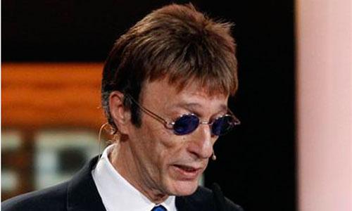 Muere Robin Gibb, cofundador de los Bee Gees