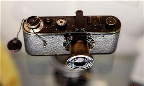 La cámara de fotos más cara de la historia