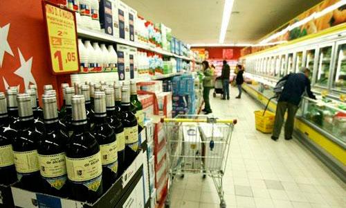 Las marcas blancas rozan el 43% de la cesta de alimentación