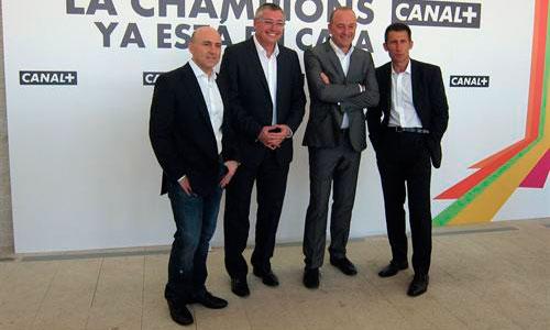 La Champions empieza el lunes en Canal+