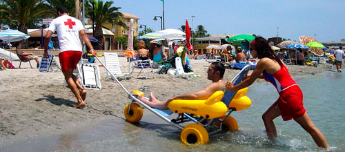 La crisis expulsa a la Cruz Roja de las playas de Mallorca