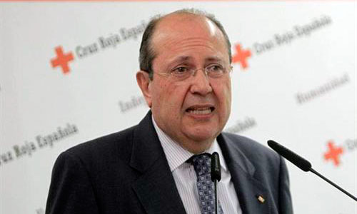 Cruz Roja lanza el primer llamamiento de ayuda para la sociedad española