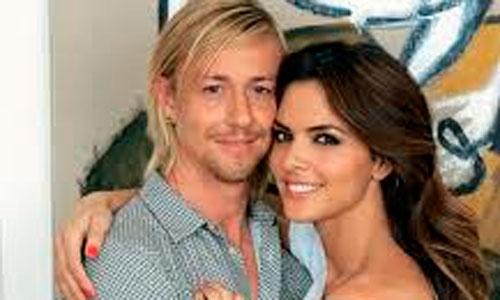 Guti y Romina esperan un hijo