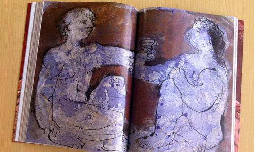 Joan Bennàssar, letra y pintura