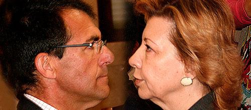 Nadal implica a Munar en la trama y ella lo atribuye a un pacto con fiscalía
