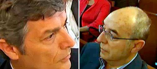 Sard y García se confiesan testaferros de Nadal