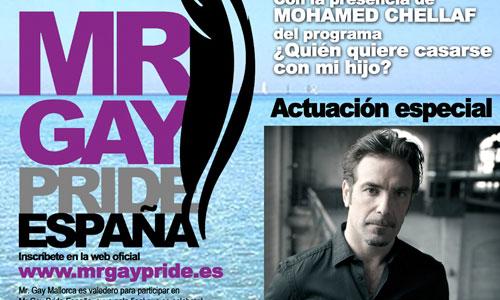 Cala Ratjada acogerá la elección de Mr. Gay Mallorca 2012