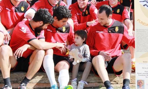 El Mallorca ayuda a Nadia Nerea