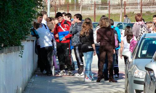Los adolescentes españoles, a la cabeza en consumo de cannabis