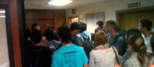 Libertad con cargos para los cinco detenidos por desórdenes