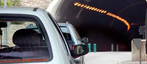 Dos caravanas intentarán pasar el túnel de Sóller sin pagar el peaje