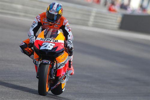 Lorenzo saldrá desde cuarta posición en Le Mans