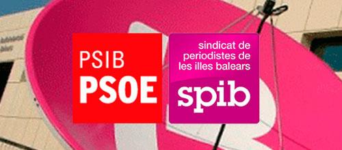 Ruiz denuncia que la campaña del SPIB está controlada por el PSIB