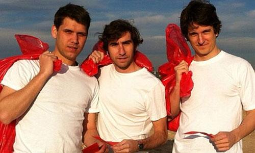 Tres españoles crean la primera red social del mundo para rezar