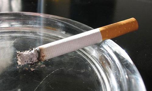 Fumar también rompe relaciones
