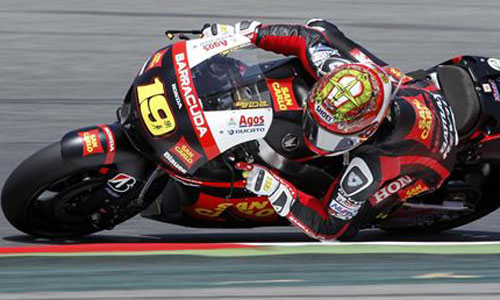 Lorenzo luchará desde segunda línea en el GP de Gran Bretaña