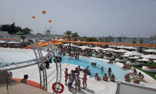Ocean Beach Club Ibiza, por todo lo alto