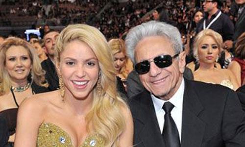 El padre de Shakira desmiente el embarazo de su hija
