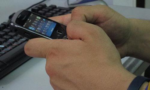 Caída en picado de la telefonía móvil