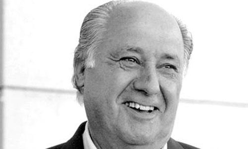 Amancio Ortega, el hombre más rico de Europa
