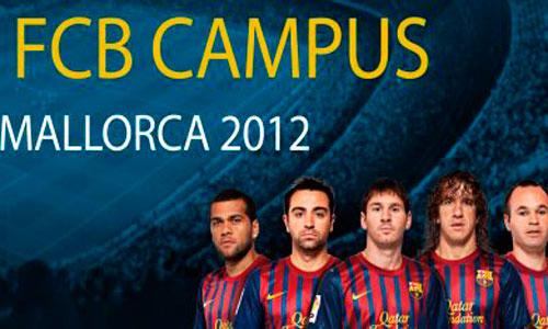 El Barça prepara su segundo Campus en Mallorca