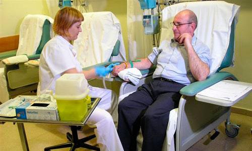 Un estudio avala un cambio en el tratamiento del c�ncer colorrectal avanzado