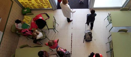 Datos oficiales: 9 de cada 10 padres escogen el catalán