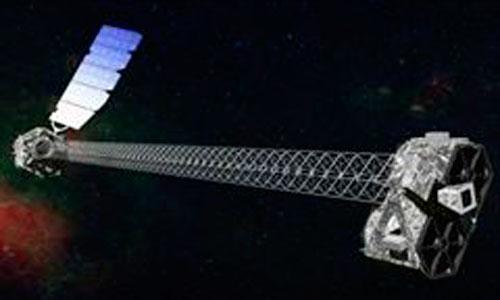 La NASA lanza su nuevo detector espacial de agujeros negros