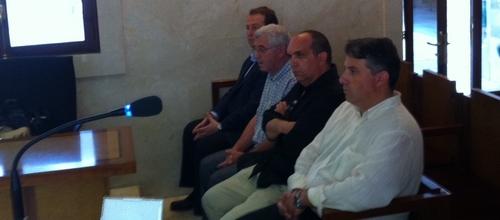 Buils condenado a 3 años de prisión por una factura inferior a 3.000 €