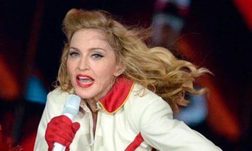 Madonna desata la locura en Barcelona