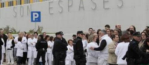 Las enfermeras piden refuerzos
