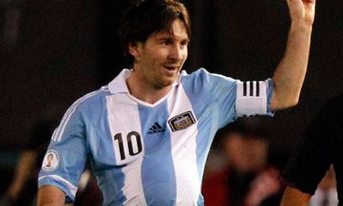 Leo Messi ya anticipa que va a ser padre