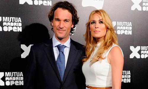 Carolina Cerezuela y Carlos Moyá esperan su segundo hijo