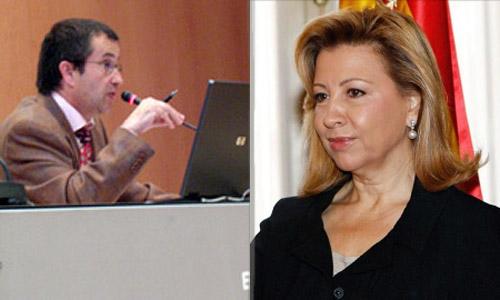 Los jueces filtran a Armendáriz la sentencia de Munar