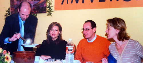El alcalde y concejales de Costitx apoyan a Maria Antònia Munar
