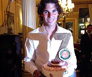 Roban a Rafa Nadal un reloj valorado en 300.000 euros