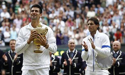 Nadal, a por su tercer Wimbledon