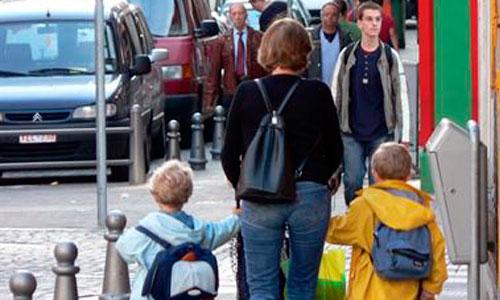 Los niños cada vez tienen más miedo a sentirse abandonados