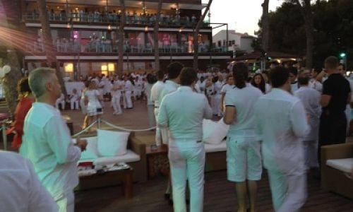 La primera gran fiesta del verano mallorquín
